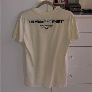 Off-White Logo T Shirt